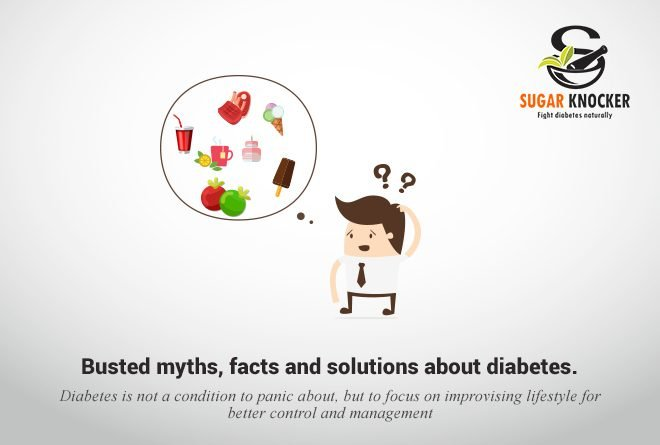 Busted myths, facts and solutions about diabetes