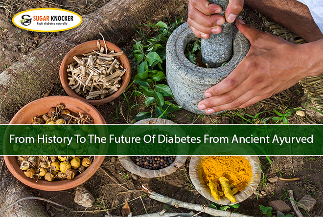 PAST ANDFUTURE OF DIABETES – WHAT AYURVEDA SAYS