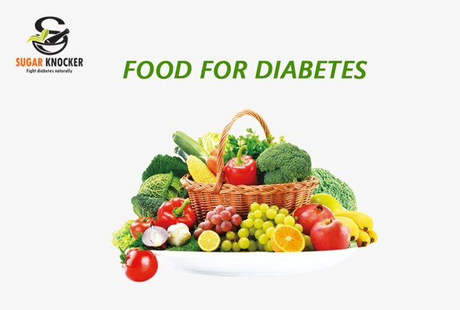 right food for diabetic person