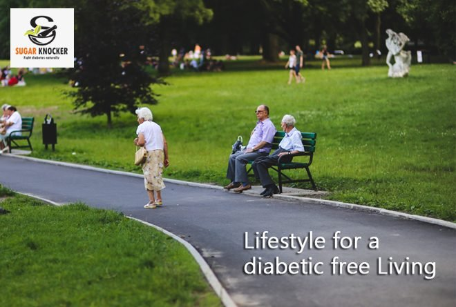 Lifestyle for Diabetic Free Living