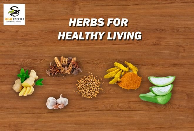 Natural Herbs for Healthy Living