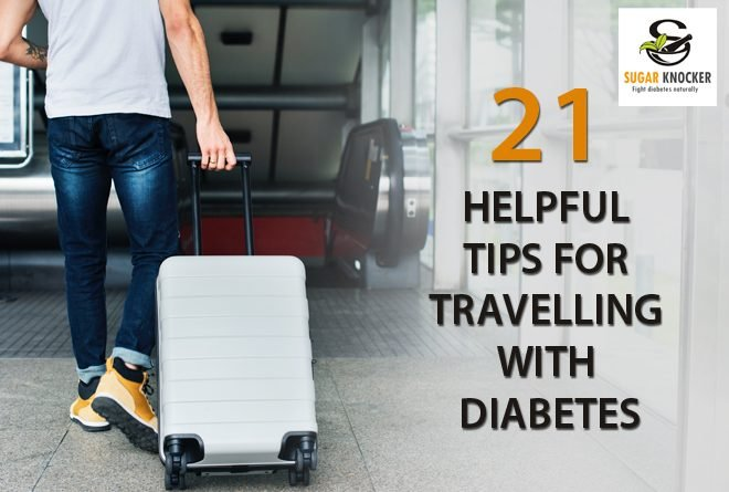 Tips for Travelling With Diabetes