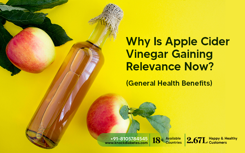 Why Is Apple Cider Vinegar Gaining Relevance Now?