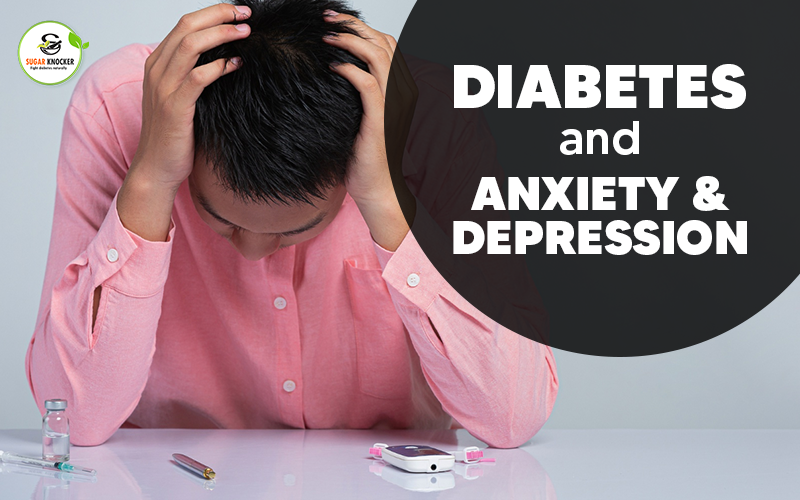 Diabetes and Anxiety & Depression