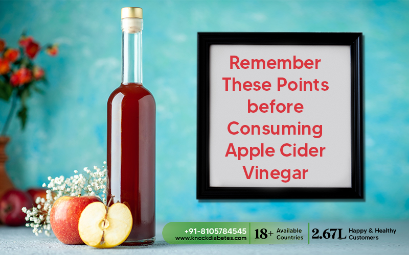 Remember These Points before Consuming Apple Cider Vinegar