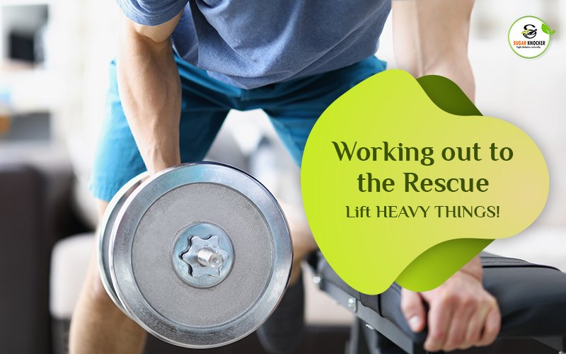 Working out to the Rescue: Lift Heavy Things!
